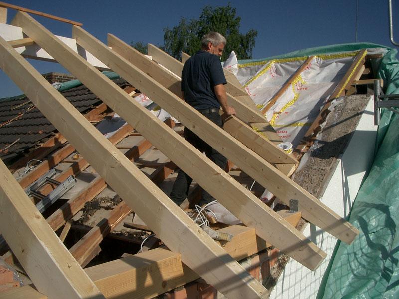 zimmerei lotze bedachungen wohnen im alten dachstuhl. Black Bedroom Furniture Sets. Home Design Ideas